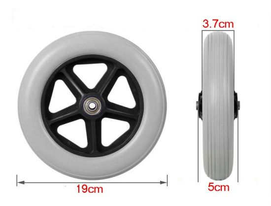 Wheelchair_Front_Wheel_Caster