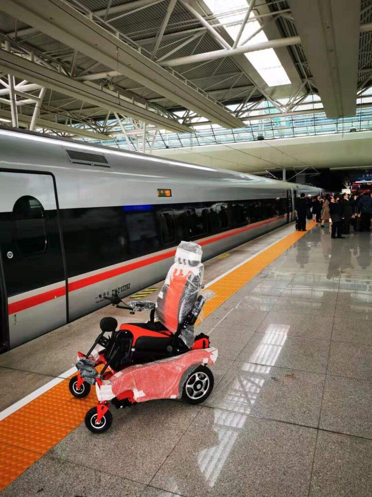коляска вездеход gts 3 в Шанхае