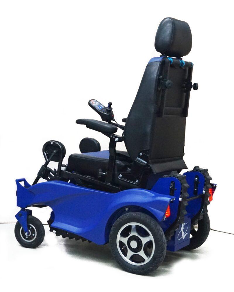 gts 5 инвалидная коляска ступенькоход