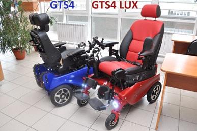 Инвалидные коляски сравнение