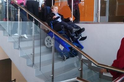 Доступная среда для колясок