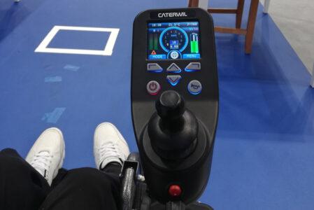 Пуль с LCD для инвалидной коляски