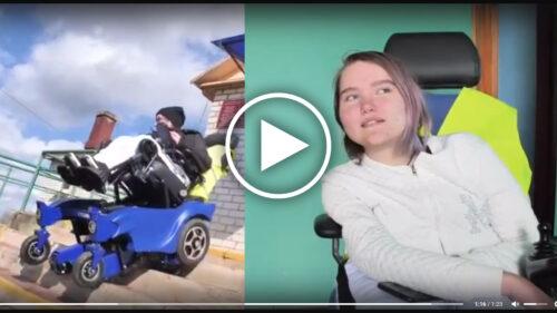 инвалидная коляска caterwil gts5